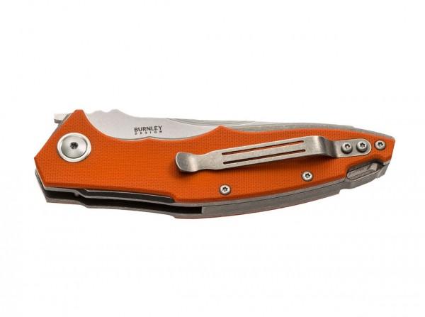 Raut Orange G10 Front Flipper