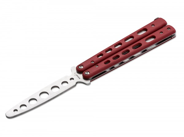 Balisong Trainer Red