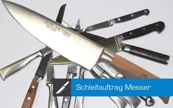 Messer schleifen (ab 3,50 €*)