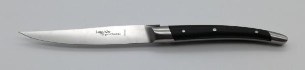 Steakmesser Klasse G Avantage Ebenholz matt